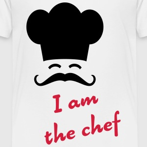 I am the chef Shirts - Kids' Premium T-Shirt