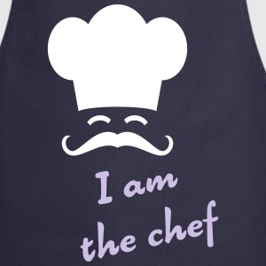 I am the chef Delantales - Delantal de cocina