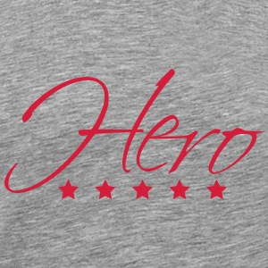 Star Hero T-Shirts - Men's Premium T-Shirt