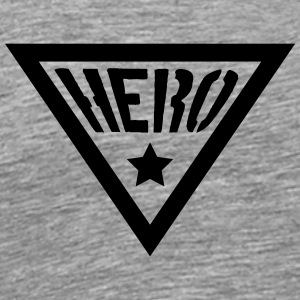 Hero Symbol T-Shirts - Men's Premium T-Shirt
