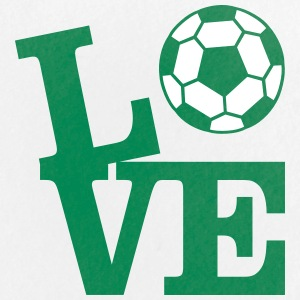 Soccer Love Buttons - Buttons small 25 mm