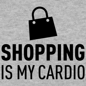 Shopping Is My Cardio Sweat-shirts - Sweat-shirt Homme