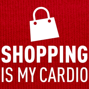 Shopping Is My Cardio Petten & Mutsen - Wintermuts