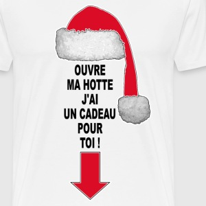 PERE NOEL HUMOUR Tee shirts - T-shirt Premium Homme