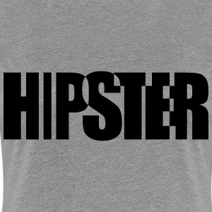 Hipster Style T-Shirts - Women's Premium T-Shirt