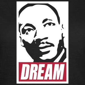Obey x Dream MLK 2c_noir T-Shirts - Frauen T-Shirt