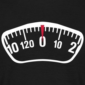 Display on the scale  T-Shirts - Men's T-Shirt
