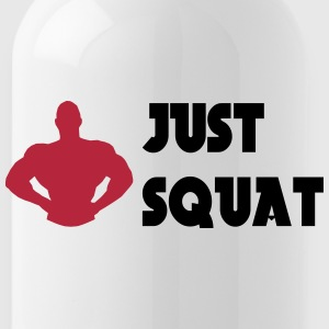 Just squat Bottles & Mugs - Water Bottle