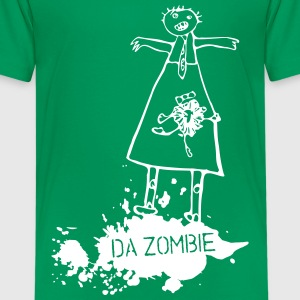 DA ZOMBIE T-Shirts - Teenager Premium T-Shirt