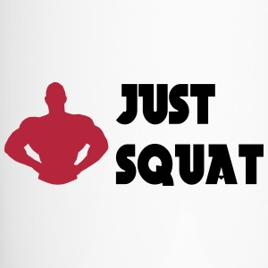 Just squat Bottles & Mugs - Travel Mug