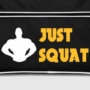 Just squat Torby i plecaki - Torba retro