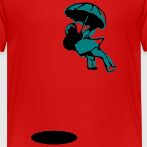 Flying Rupert #3 T-Shirts - Teenager Premium T-Shirt