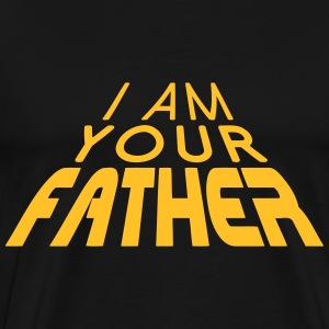 I am your FATHER 3D big (1c) T-Shirts - Men's Premium T-Shirt