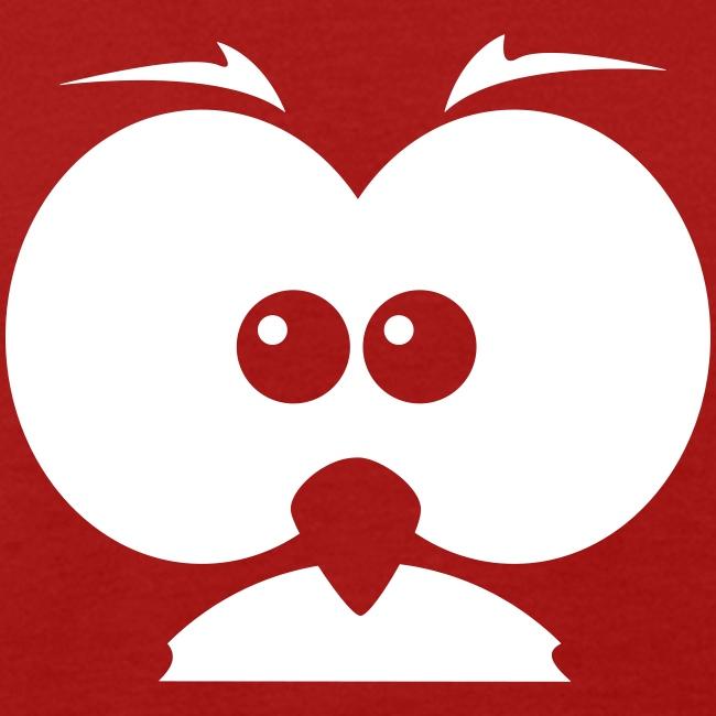 Curious Owl Männer 100% Bio-Baumwolle
