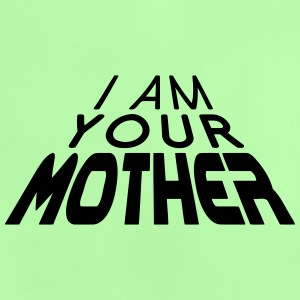 I am your MOTHER 3D big (1c) Skjorter - Baby-T-skjorte