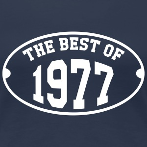 The Best of 1977 T-Shirts - Women's Premium T-Shirt