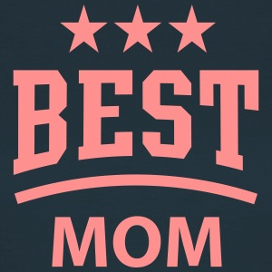 BEST MOM 3 Star T-Shirt PINK - T-shirt dam