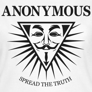 Anonymous NWO  T-Shirts - Frauen T-Shirt