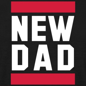 NEW DAD Funny Pregnancy Design T-Shirt WR - T-shirt Homme