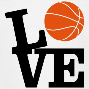 Love Basketball Tee shirts - T-shirt Ado
