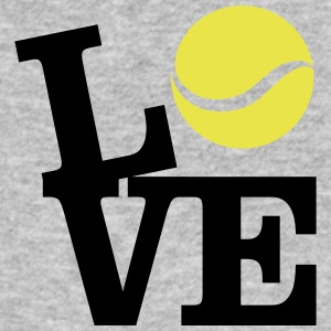 Love Tennis T-Shirts - Men's Organic T-shirt