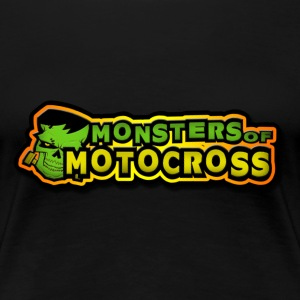 Monsters of Motocross T-Shirts - Frauen Premium T-Shirt