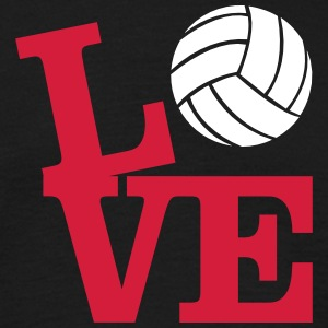 Love Volleyball T-Shirts - Men's T-Shirt