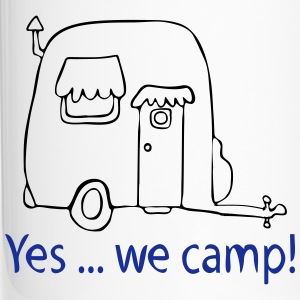 Yes we camp! - Thermobecher