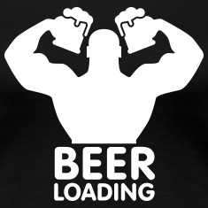Beer loading T-Shirts
