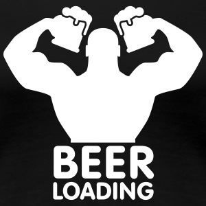 Beer loading T-Shirts - Women's Premium T-Shirt