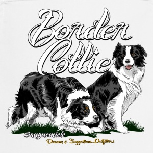 border_collie  Aprons - Cooking Apron