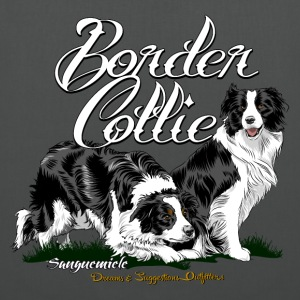 border_collie Sacs et sacs à dos - Tote Bag