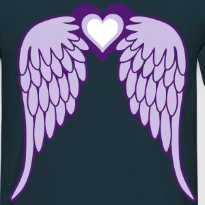 Angel Wings Tee shirts - T-shirt Homme
