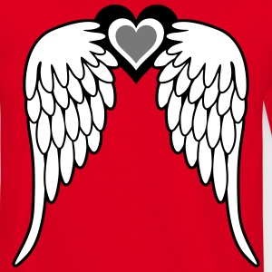 Angel Wings T-Shirts - Männer T-Shirt