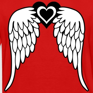 Angel Wings T-Shirts - Kinder Premium T-Shirt