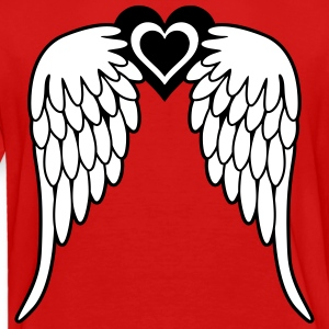 Angel Wings Shirts - Kids' Premium T-Shirt