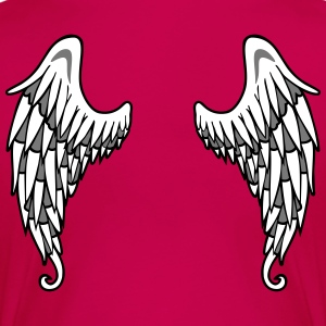 Angel Wings T-Shirts - Women's Premium T-Shirt