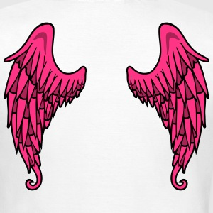 Angel Wings T-Shirts - Frauen T-Shirt