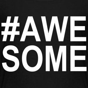 Awesome T-shirts - Teenager premium T-shirt