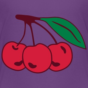 Cherry Shirts - Teenage Premium T-Shirt