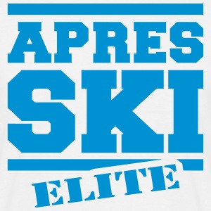 after ski elit T-shirts - T-shirt herr