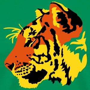 tiger Tee shirts - T-shirt Premium Homme