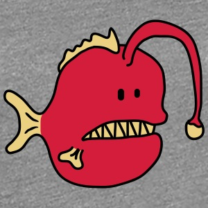 Monster Fish T-Shirts - Frauen Premium T-Shirt