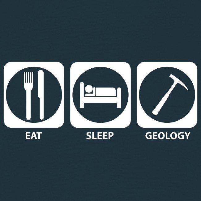 Eat, Sleep, Geology