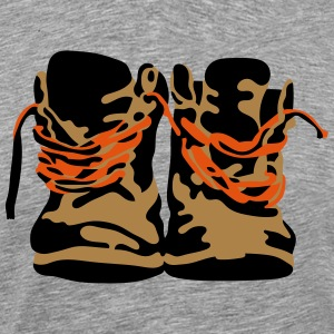 old shoes T-Shirts - Men's Premium T-Shirt