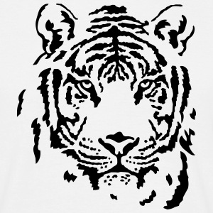 tiger T-shirts - Herre-T-shirt
