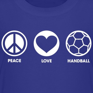 Peace Love Handball Tee shirts - T-shirt Premium Enfant