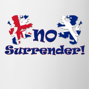No Surrender  Mug - Mug