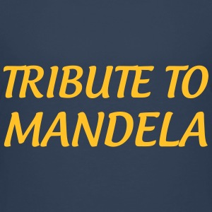 Tribute to Mandela T-shirts - Premium-T-shirt barn