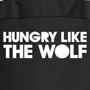 HUNGRY LIKE THE WOLF - Kochschürze